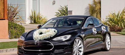 Tesla Wedding